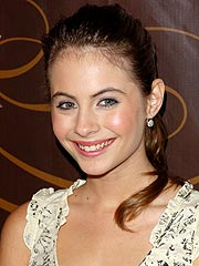 Introducing ... Willa Holland