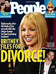 COVER STORY: Inside Britney & Kevin&#39;s Split