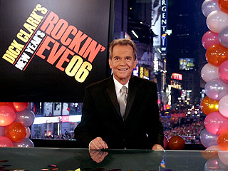 Dick Clark Makes New Year's Return