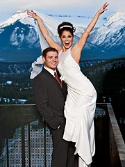 Olympic Figure Skaters Wed