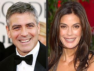 Are George Clooney & Teri Hatcher an Item?