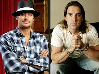 Kid Rock: Stapp 'Idiot' for Losing Sex Tape