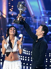 Drew Lachey Wins Dancing With the Stars