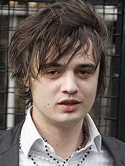 Pete Doherty Checks into Rehab Outside London