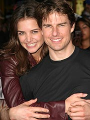 Katie Holmes & Tom Cruise's Baby: A 'Blue-Eyed Beauty'