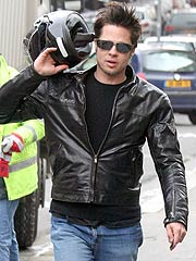 Brad Pitt to Sell Motorcycle for Charity