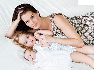 No Baby Blues for Brooke Shields