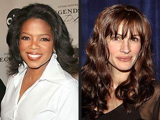 Tony Nods for Oprah, Not Julia