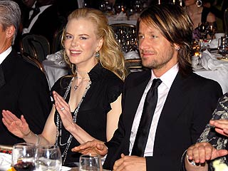 Nicole Kidman: Keith Urban Is My Fiancé