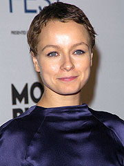 Samantha Morton's Baby Name Revealed!