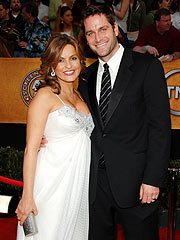 Mariska Hargitay, Husband Have a Son