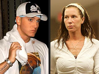 eminem wife Eminem &amp; Ex-Wife Agree to Cool