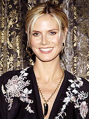 Heidi Klum Is Sued by Jewelry Company