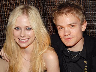 Avril Lavigne and Deryck Whibley Separate