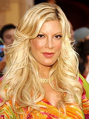 Tori Spelling Inherits Less Than $1 Million