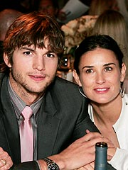 Demi Moore: We&#39;re One Big Happy Family