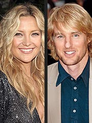Kate Hudson & Owen Wilson Split