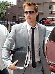 Brad Pitt Names His Design-Contest Winner