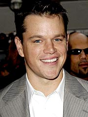 Matt Damon: My Daughter's a Jet-Setter