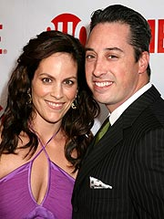 X-Files Star Annabeth Gish Pregnant