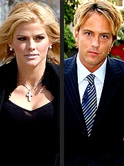 Larry Birkhead Building a Nursery for Anna's Baby