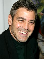 George Clooney's New Year: A Date with Dorothy?