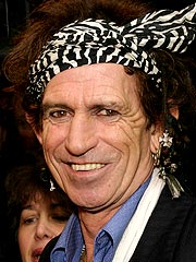 Keith Richards Says He Snorted Dad's Ashes