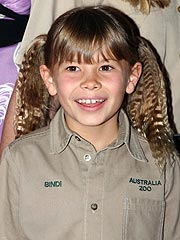Steve Irwin's Daughter Bindi Filming Own Show