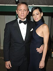 New Bond Daniel Craig Gets the Girl