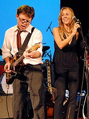 Michael J. Fox Rocks with Sheryl Crow, Axl Rose at Fundraiser