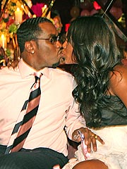 Inside Diddy&#39;s A-List Baby Shower