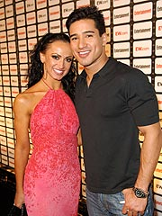 Mario Lopez & Karina Smirnoff: Moving In!