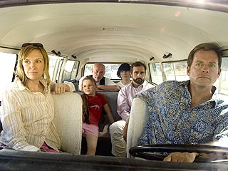 Little Miss Sunshine Scores Spirit Nominations