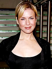Renée Zellweger: Making Movies Keeps Me Slim