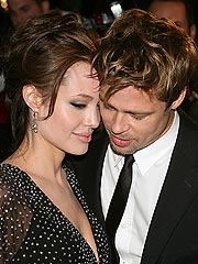 Angelina Jolie: How Brad Pitt & I Fell in Love