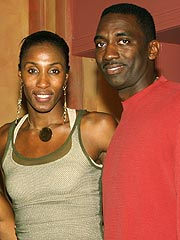 WNBA Star Lisa Leslie Has a Baby Girl