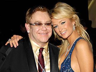Elton's Oscar Bash!