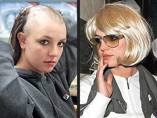 Britney's Road In & Out of Rehab