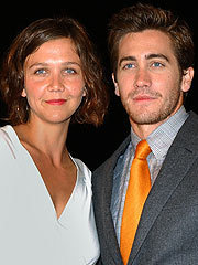 Jake and Maggie Gyllenhaal Escape Hotel Fire