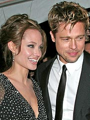 Angelina Jolie & Brad Pitt Donate to Clinic in Sudan