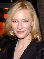 Cate Blanchett Pays Tribute to Heath Ledger