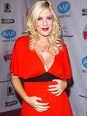 Tori Spelling:  &#39;I Like Being Pregnant&#39;