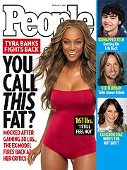 COVER STORY: Tyra Banks Speaks Out About Her Weight