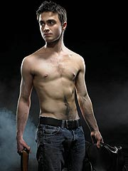 Daniel Radcliffe Stars in Sexy New Photos