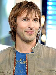 James Blunt Swears He's a 'Big Partyer'