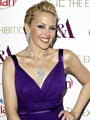 Kylie Minogue Says She and Olivier Martinez Are 'All Good'