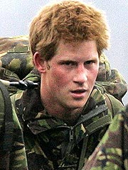 Prince Harry Prepares to Head to Iraq