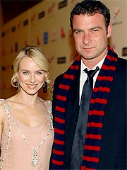 Liev Schreiber: 'I'm Going to Be a Dad'