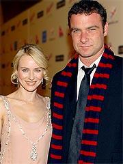 Dad-to-Be Liev Schreiber Calls Naomi Watts 'Amazing'
