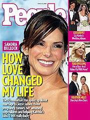 COVER STORY: Sandra Bullock Adores Family Role